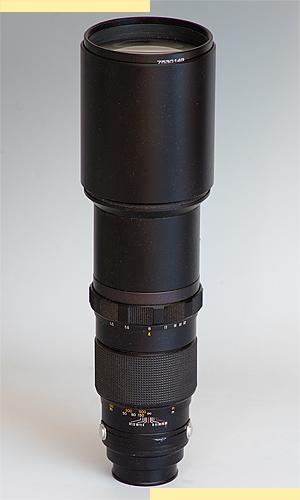 Konica Hexanon ARM 400mmf45 pic