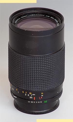 Konica Hexanon AR 35-70mmf35 pic