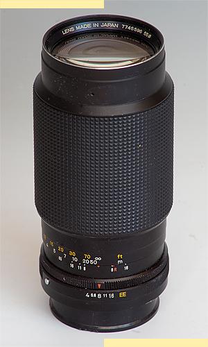 Konica Hexanon AR 65-135mmf4 pic