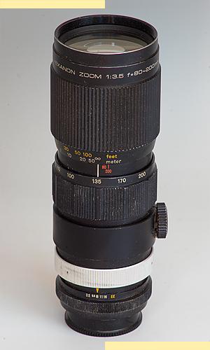 Konica Hexanon AR 80-200mmf35 Var I pic