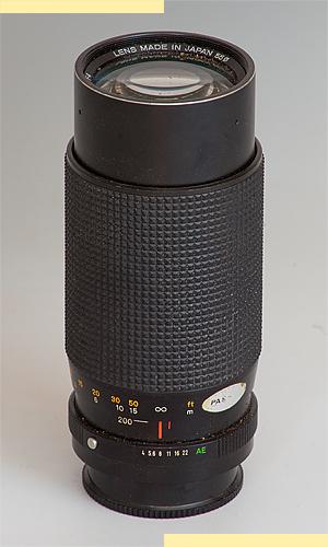 Konica Hexanon AR 80-200mmf4 pic