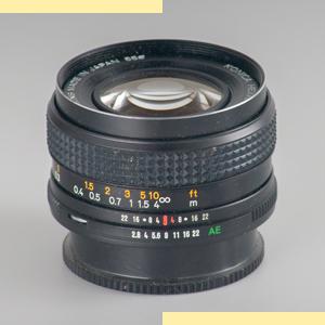Konica AR 24mmf28 compact