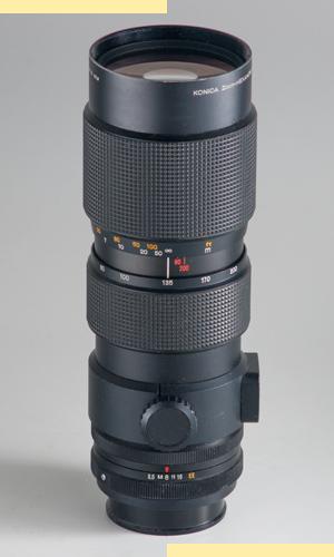 Konica AR 80-200mmf35 Var II