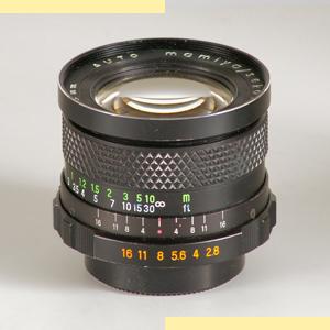 Mamiya Sekor SX 28mmf28