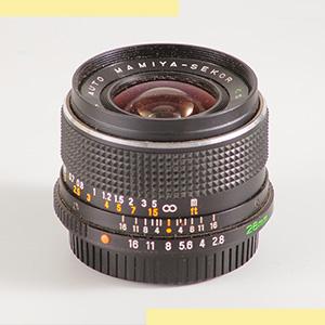 Mamiya CS 28mmf28