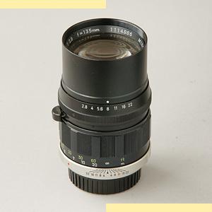 Minolta 135mm f28 SR-II pic