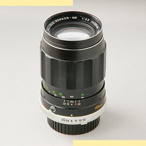 Minolta 135mm f35 MC-II pic