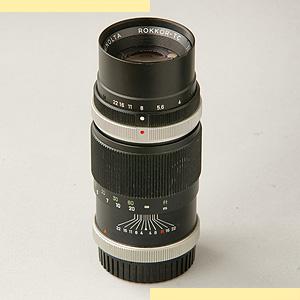Minolta 135mm f4 SR pic