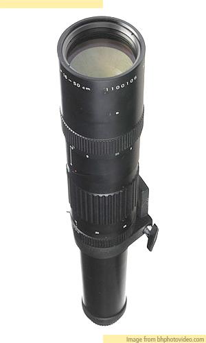 Minolta 160-500mm f8 SR pic