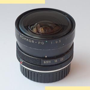 Minolta 18mm f95 Fisheye MC pic