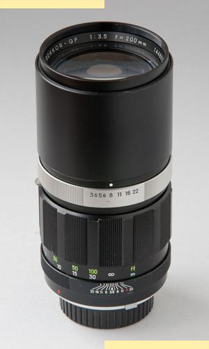 Minolta 200mm f35 MC-I pic