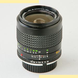 Minolta 35mm f18 MC-X pic