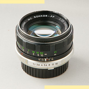 Minolta 55mm f17 MC-I pic
