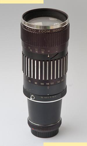 Minolta 80-160mm f35 AR pic