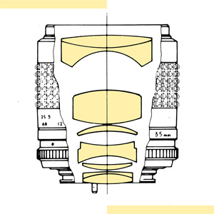 Minolta 35mm f18 MC-X