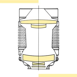 Minolta 500mm f8 RF MD-II