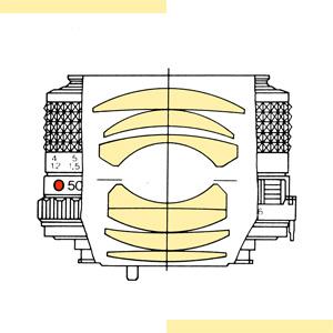 Minolta 50mm f14 MD-III