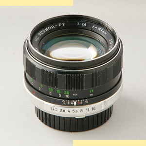 Minolta 58mm f14 MC-I pic