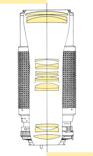 Minolta 75-200mm f45 MD-III