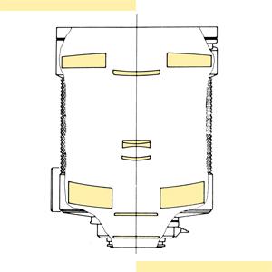Minolta 800mm f8 RF MC-X