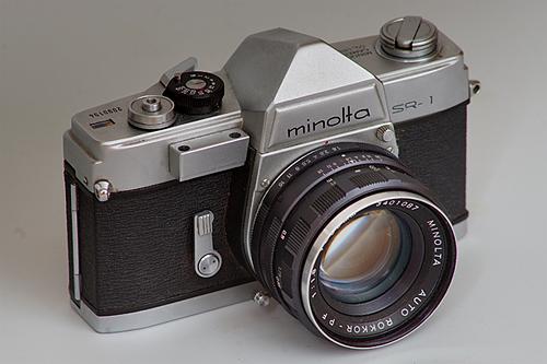 Minolta SR1 VarII