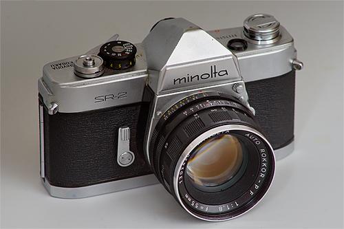 Minolta SR2