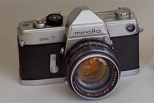 Minolta SR7
