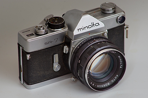 Minolta SR7 New