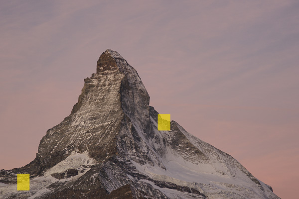 135mm Zermatt Overview