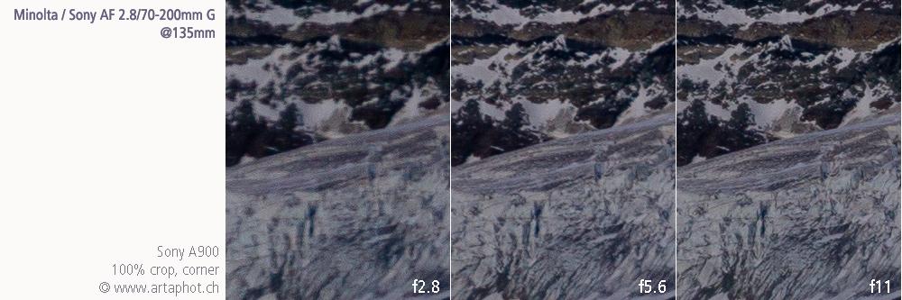 135mm Zermatt SAL 70-200mm G corner