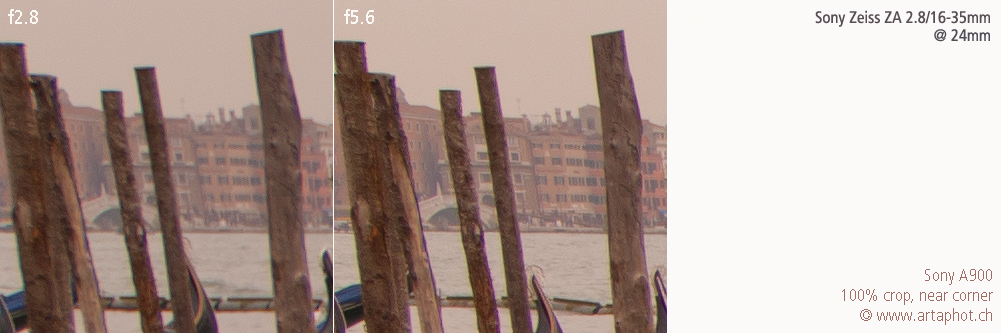 24mm 28mm Venezia 2010 ZA 16-35mm f28 corner