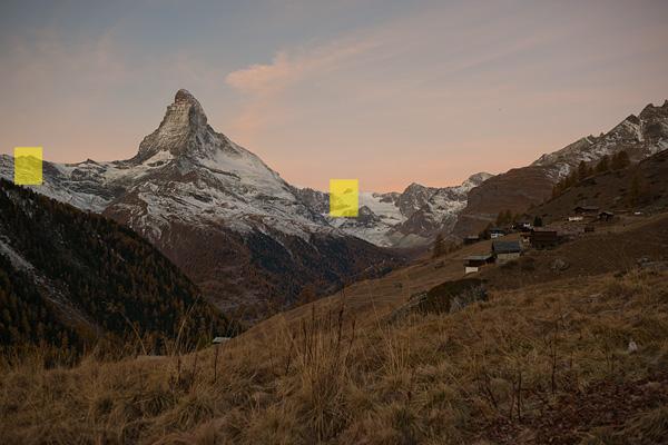 35mm Zermatt Overview