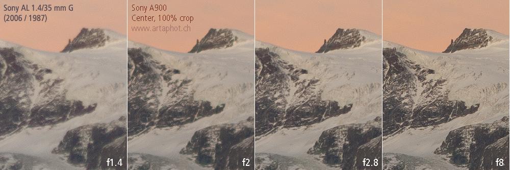35mm Zermatt SAL 35mm f14 G center
