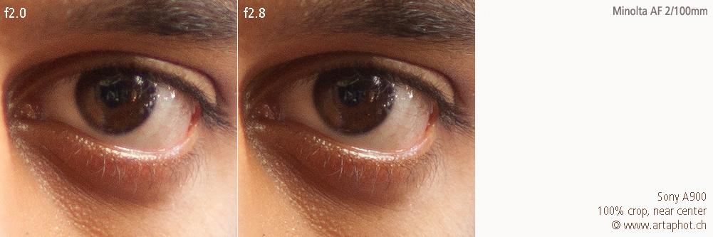 85mm 100mm CHCecilstudios Eye MAF 100mm f2