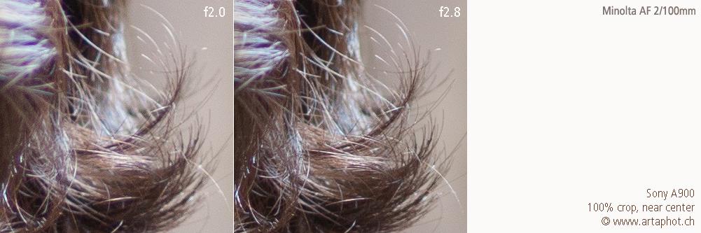 85mm 100mm CHCecilstudios Hair MAF 100mm f2