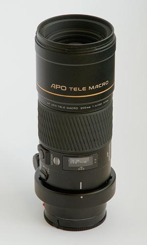 Minolta AF 200mm f4 APO Macro