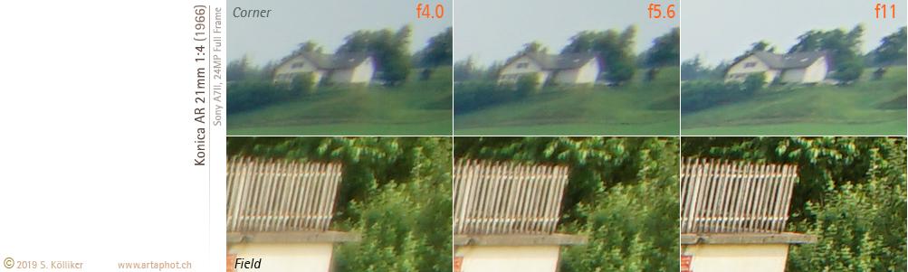 Test 20mm Konica AR 21mmf4