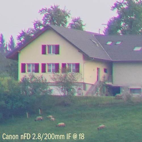 artaphot CanonnewFD200mmf28IF