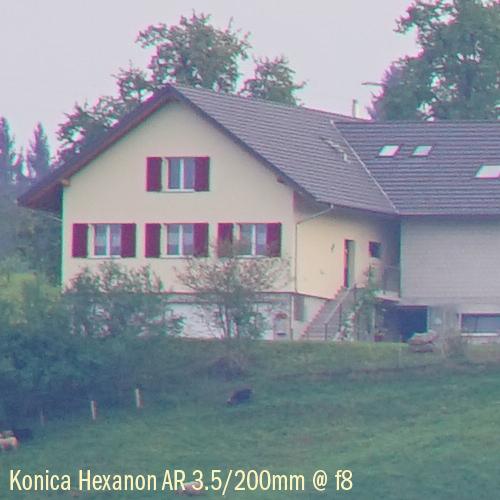 artaphot KonicaAR200mmf35