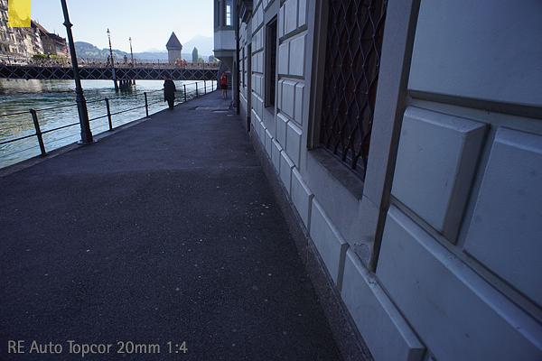 Topcor 20mm f4 full image