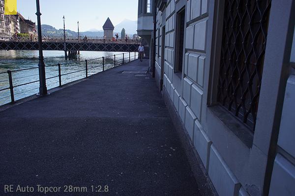 Topcor 28mm f28 full image