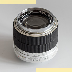 Topcor RE 100mm f28 pic