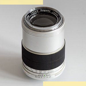 Topcor RE 135mm f35 pic
