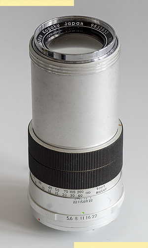 Topcor RE 200mm f56 pic